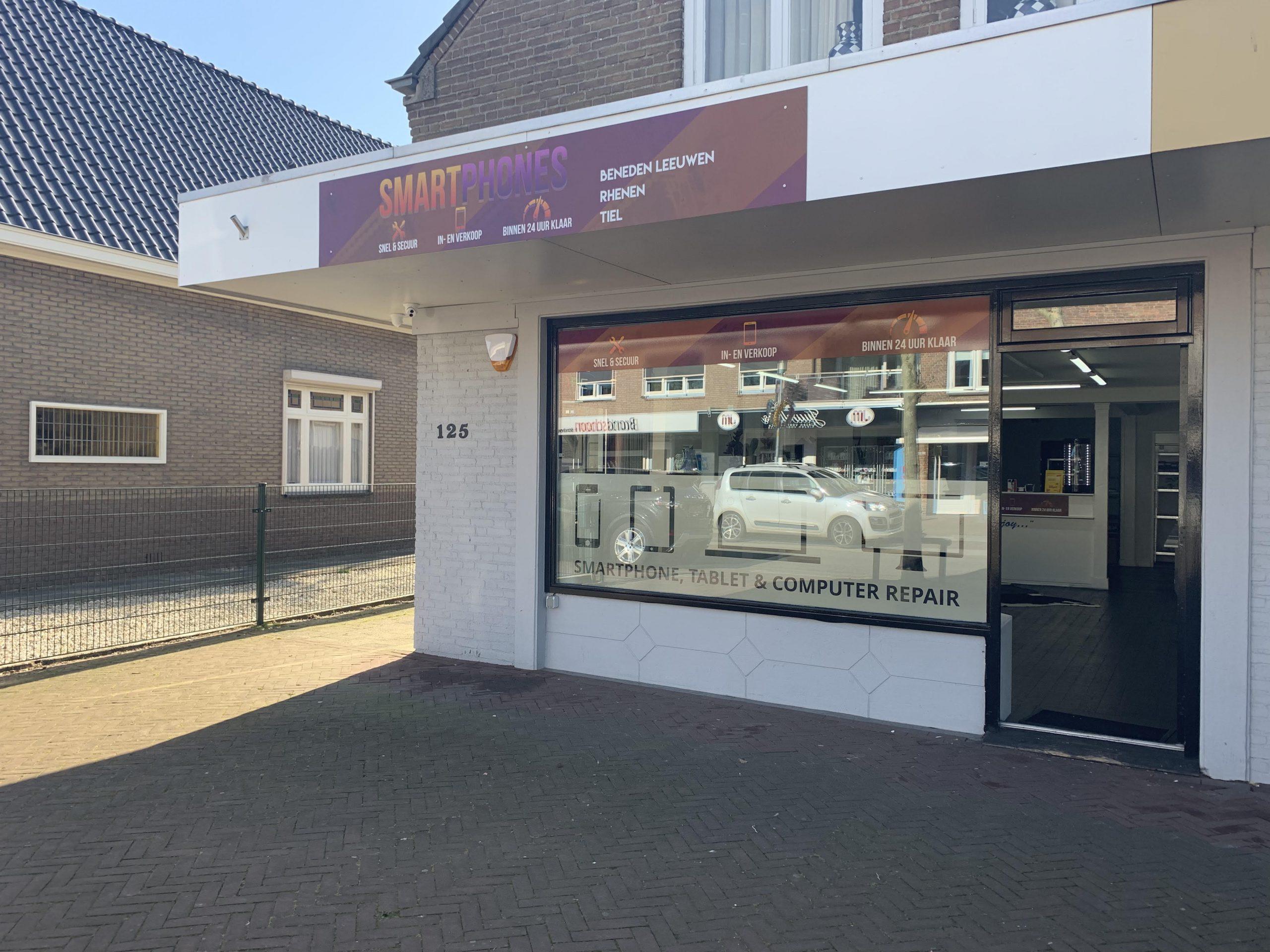 SmartPhones-Store.nl winkel Beneden-Leeuwen